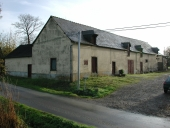 Ferme, la Tertrais (Betton)