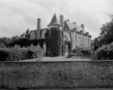 Dinard, manoir de la belle Issue..