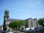 Église paroissiale Saint-Pierre (Crozon)