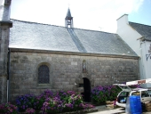 Chapelle Saint-Jean, place du Martray (Guerlesquin)