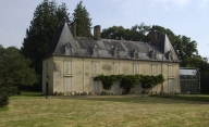 Château, les Hayes (Maxent)