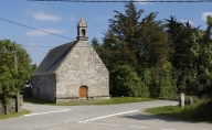 Chapelle Saint-Vincent-Ferrier, le Moustoir (Locoal-Mendon)
