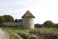 Ancien moulin à vent, Kergonan (Crozon)