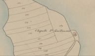 Plan cadastral 1837, section E (AC Plouhinec)